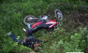 o acidente aconteceu pouco antes das 18h
