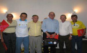 Morais Filho, Garrincha, Manoel Ramos, Aderson Maia, Cruz Castro, Manoel