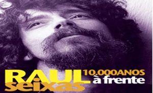 Raul Seixas foi um dos pioneiros do rock no Brasil