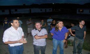 Alexandre Nogueira, Geovane Vieira, , Flora Isabel e Wallyson Soares