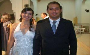 casal Marcelo Lima e Antônia Liz