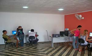 Sala do Espaço Cidadão