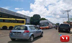 Rua Eurípedes Martins triplicou o a quantidade de veículos