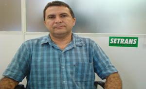 diretor da Unidade de Transporte de Passageiros, Mayron Moura Soares