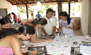 Manutenção em Computador, embelezamento e mecânica de moto são oferecidos aos alunos de Aroazes