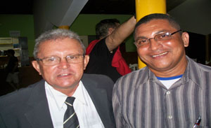 Cruz Castro e Francisco Oliveira