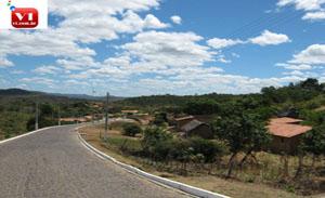 Entrada de Novo Oriente via Valença.