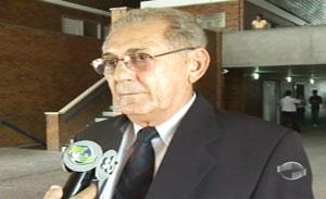 presidente do Iapep Antônio Rufino