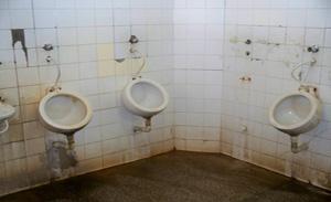 Banheiros da rodoviária