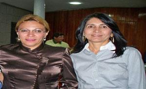 Ielva Melão e Ceiça Dias