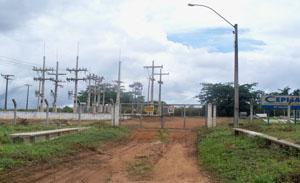 subestação elétrica em Valença