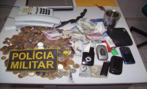 A prisão aconteceu nesta quinta-feira, no Novo Horizonte