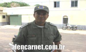 Santos comandante da 2ª CIA