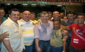 Lideranças da região valenciana participaram do seminário