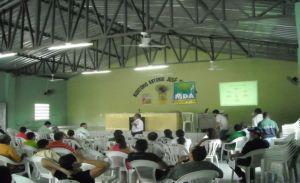Auditório do Sindicato dos Trabalhadores Rurais