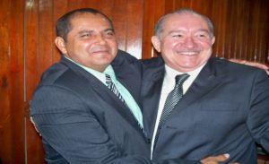 presidente Gilmar Barbosa e Benedito Gomes