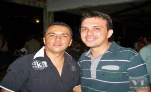 empresários Gilberto Barbosa e Gracielio Pimentel