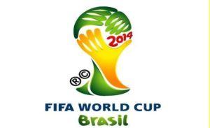 emblema oficial da Copa do Mundo de 2014, no Brasil