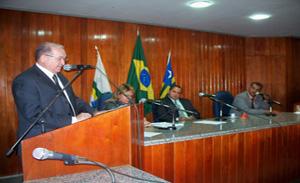 Vereador Bendito Gomes