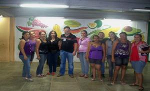 Educadores, palestrantes e estudantes do Projovem Urbano