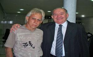 Reginaldo Araújo e Benedito Gomes