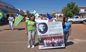 Unidade Escolar Maria Antonieta