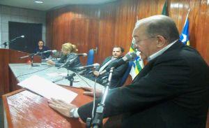 Vereador Benedito Gomes