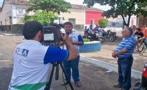 TV Antena 10 faz ao vivo de Valença