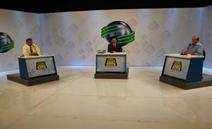 cenário da TV Cidade
