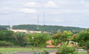 Vista da cidade de Elesbão Veloso