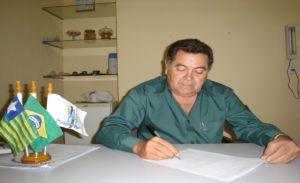 prefeito Alcântara