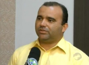 Presidente do PSB em Valença Walfredo Filho