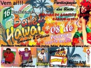 16ª Edição do Baile do Hawaí