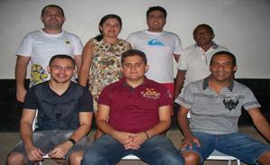 Registro da primeira reunião da AABB Valença