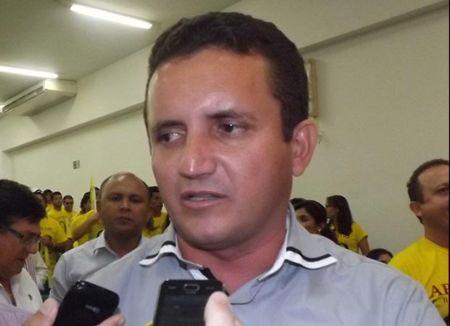 prefeito de Vila Nova do Piauí, Arinaldo Leal