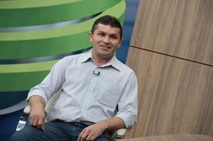 Presidente da Associação de Vereadores do Piauí (Avep), Ronnivon de Sousa Lima,