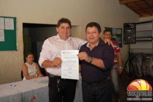 O Secretario de educação Nilton Filho continuará a frente da educação
