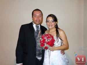 Alessandro e Ivna Raquel