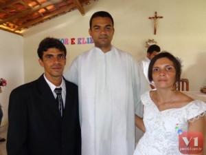 O novo casal entre o padre Klebert Viana