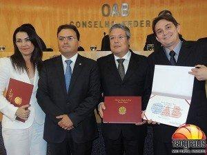 Margarete Coelho, Marcus Venicius, Mario Roberto e Norberto Campelo