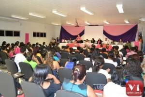 O evento aconteceu no auditório do SENAC