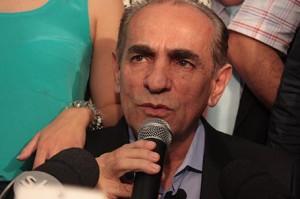 Ministro da saude Marcelo Castro