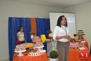 Nayra Tiane diretora do SENAC Valença