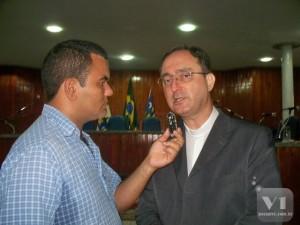 Dom Sergio da Rocha em 2010 durante a Semana Missionaria em Valença