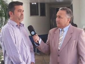 Secretário de governo de Pimenteiras, Alex Lacerda