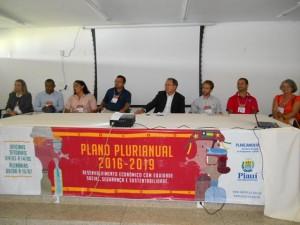 Plano Plurianual (PPA) 2016-2019