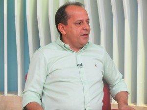 Secretário estadual de Defesa Civil,Hélio Isaías