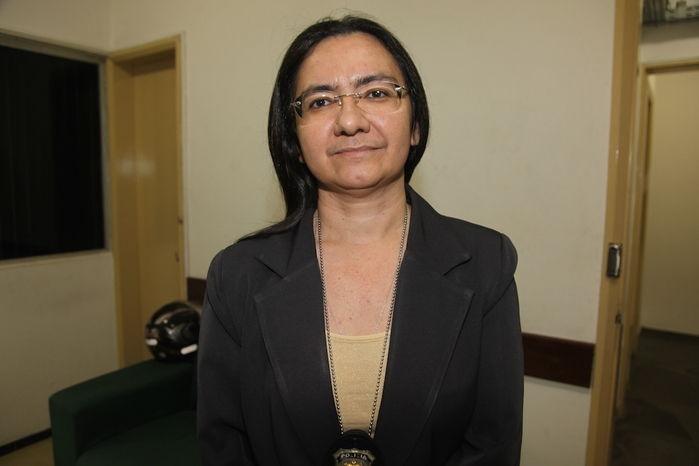 Delegada Tânia Miranda