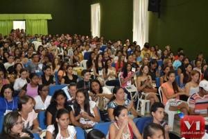 Auditório Padre Raimundo Marques no Colégio Santo Antonio