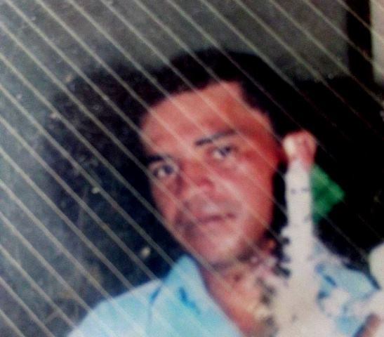 O acusado Ceará de 38 anos está foragido desde domingo.